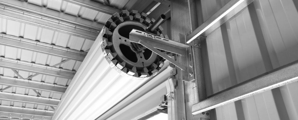 Trasan residential shed roller shutter