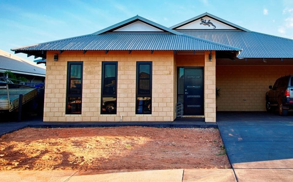 Residential home renovations port hedland