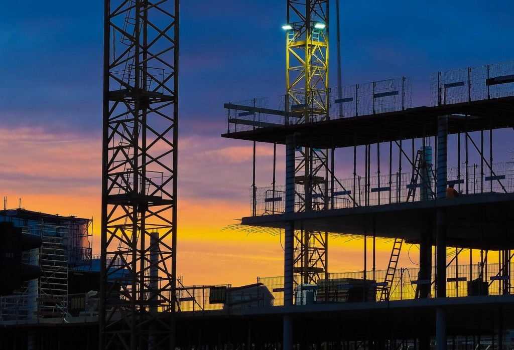 Industrial Construction Contractor